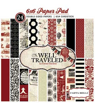 Carta Bella - Well Traveled